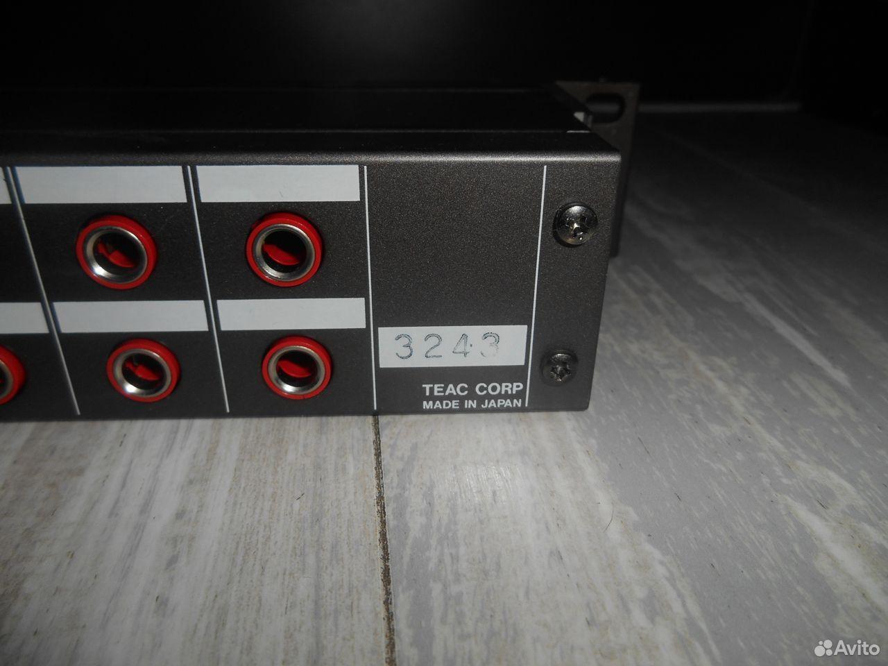 Патчбэй Tascam PB-32P  89147282024 купить 6
