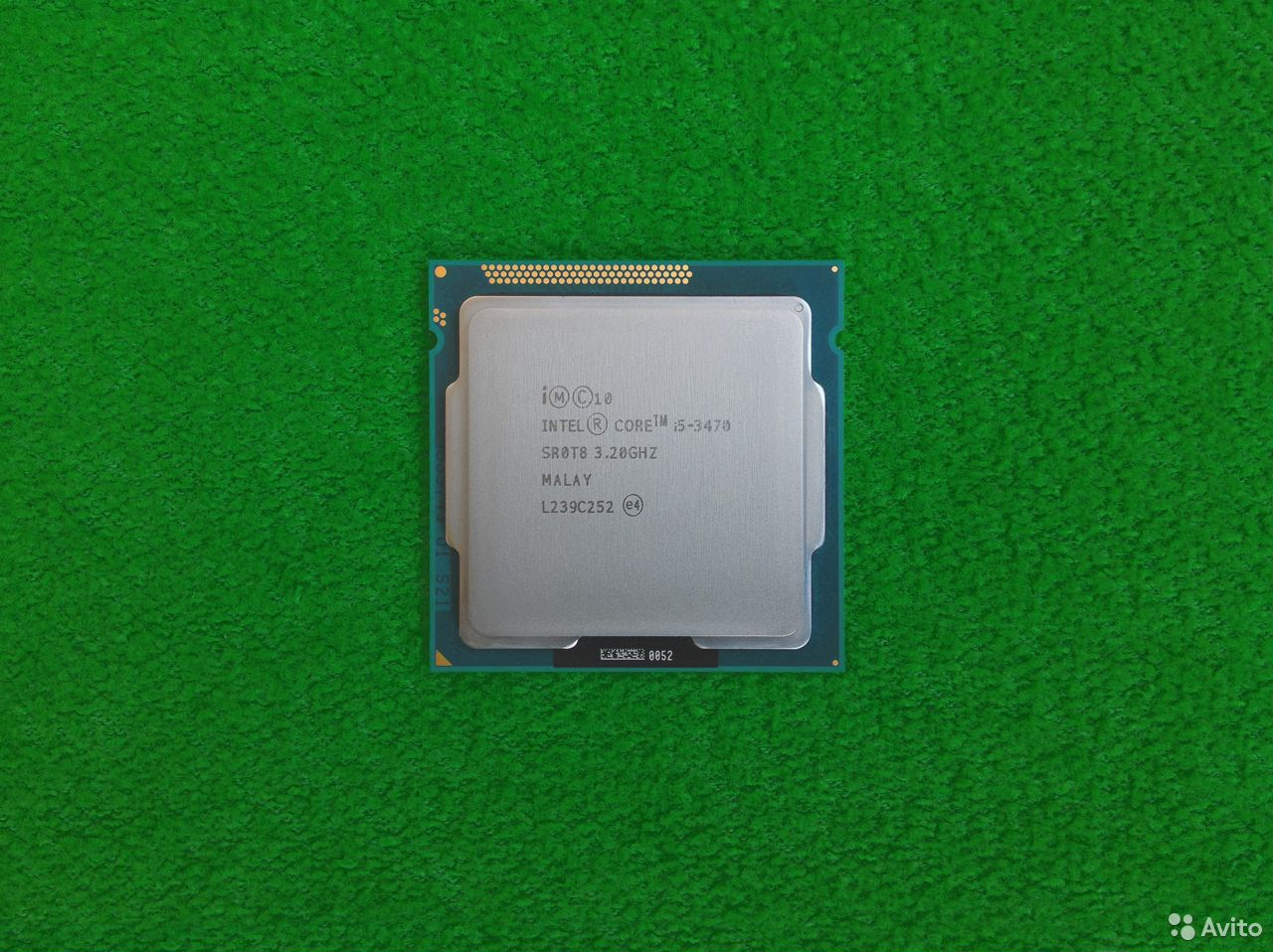 1155 Intel Core i5-3470 / 4 ядра до 3.6ghz