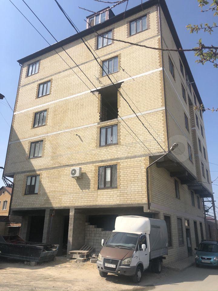 1-к квартира, 53 м², 6/6 эт.  89634126882 купить 1