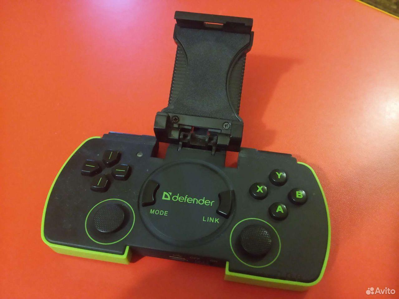 Игровой контроллер Defender Mobile Master  89518491384 купить 3