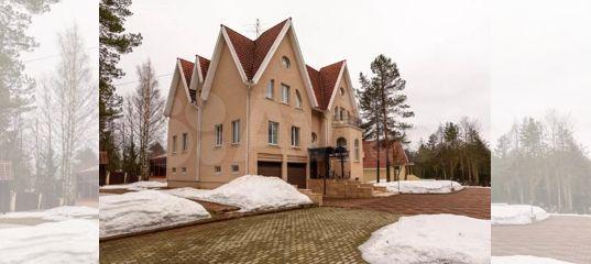 Коттедж 650 м² на участке 100 сот. в Ленинградской области | Недвижимость | Авито