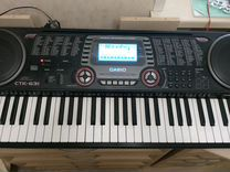 Синтезатор Casio CTK-631