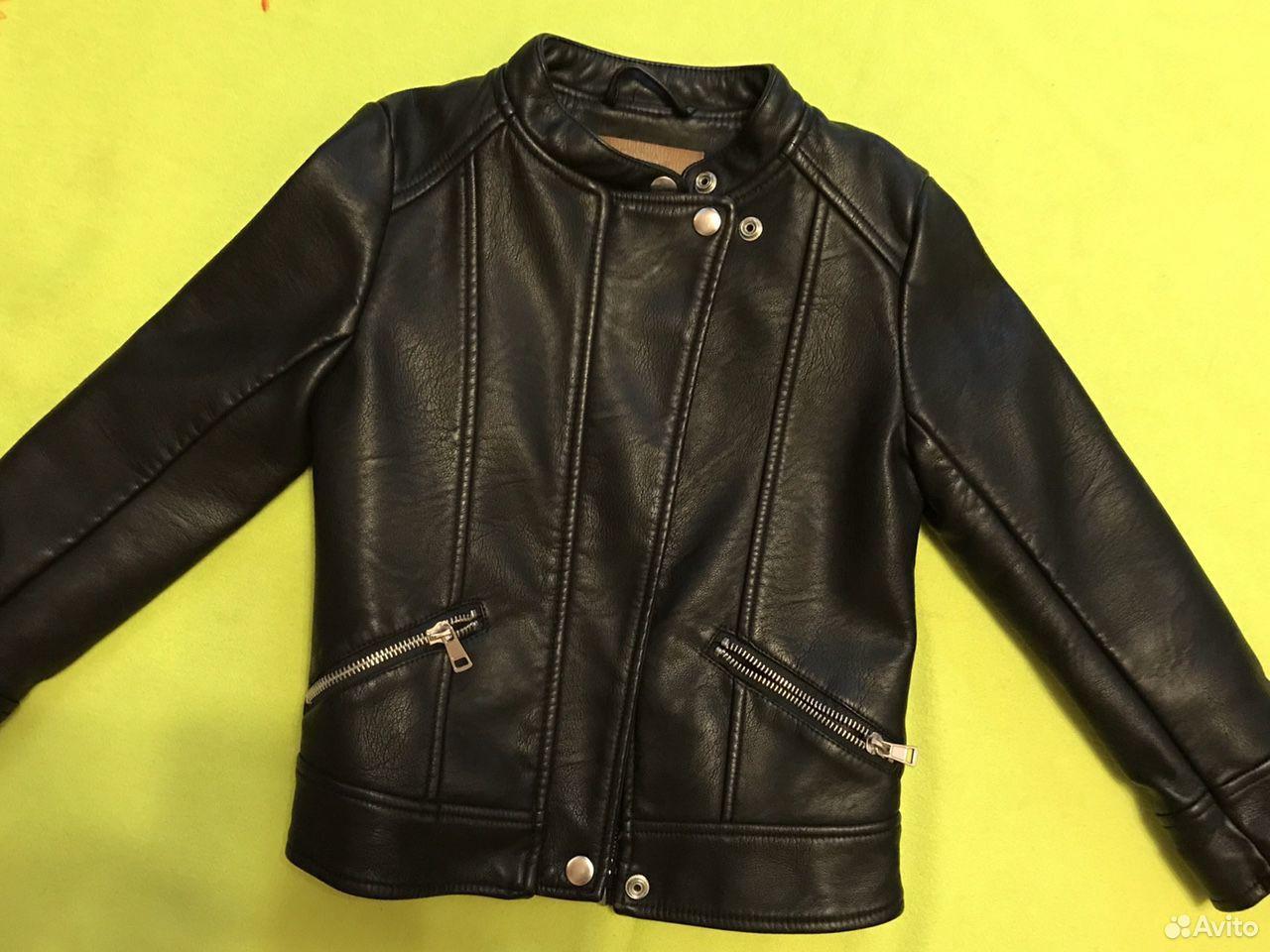 Куртка на девочку Zara  89012773175 купить 1