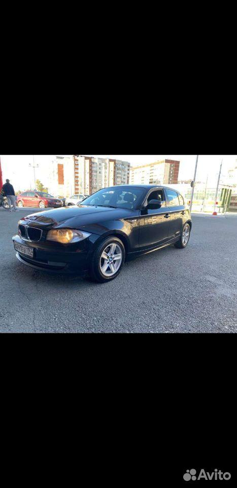 BMW 1 серия, 2010  89122616329 купить 1