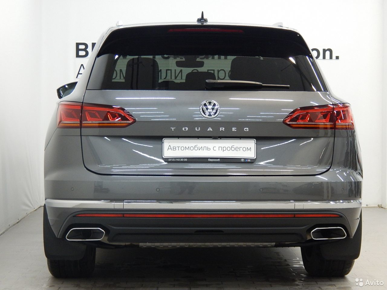 Volkswagen Touareg, 2018  88129219908 купить 3