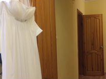Свадебное платье в греческом стиле размер 40-42