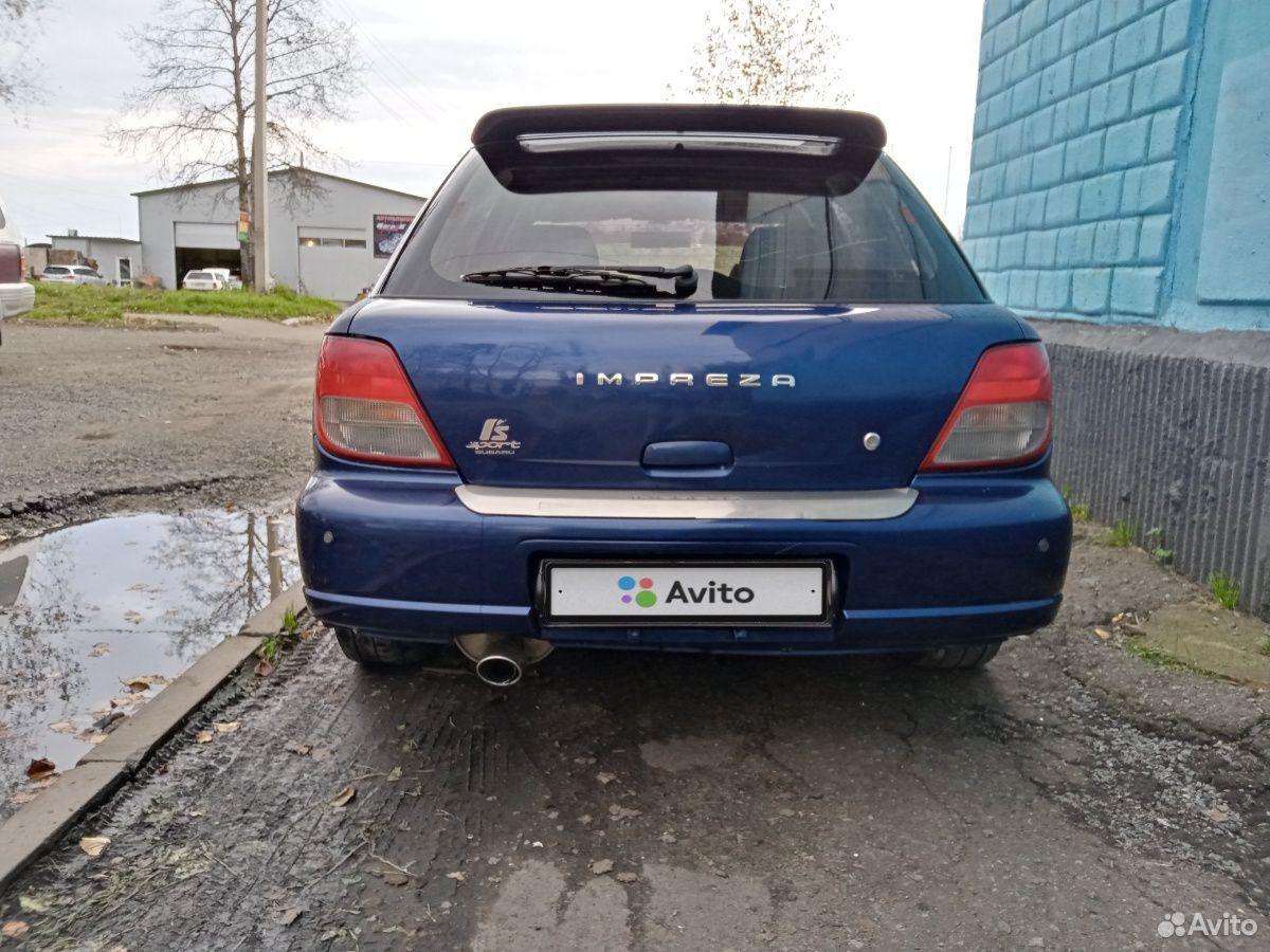 Subaru Impreza, 2000  89098167530 купить 5