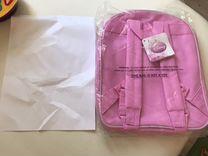 Новый рюкзак для девочек