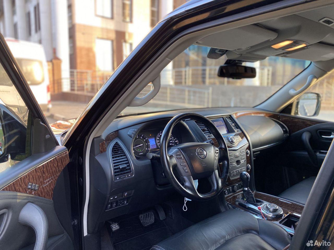 Nissan Patrol, 2013  89682755610 buy 8