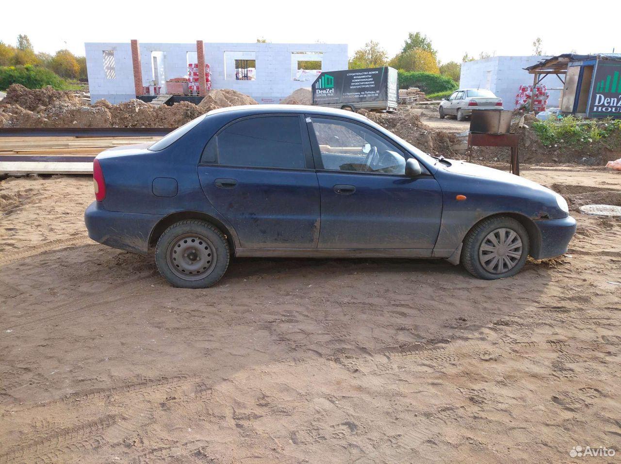 Chevrolet Lanos, 2009  89052973134 купить 2