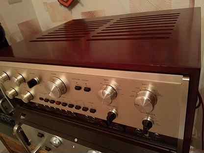 Accuphase C-200X control amplifier, предусилитель