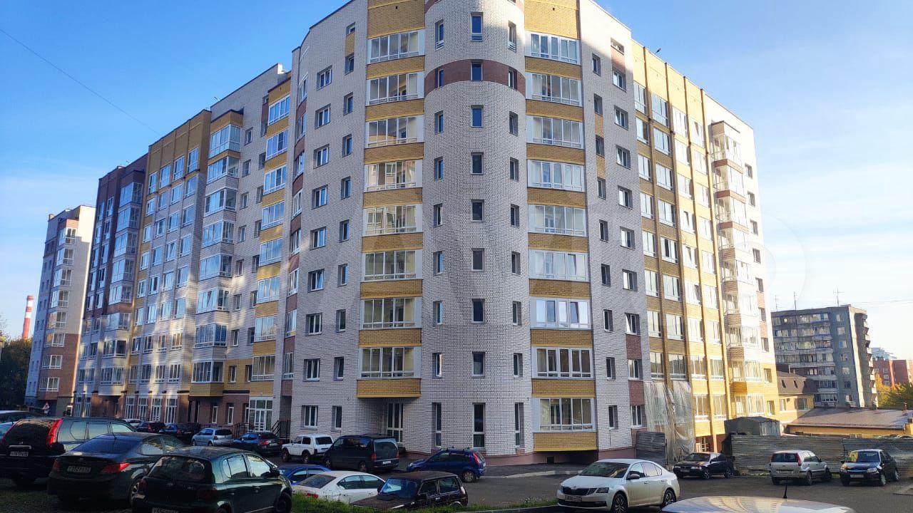 2-к квартира, 71.2 м², 1/10 эт.  89097163321 купить 1