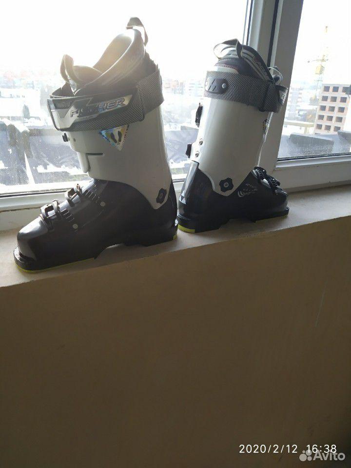 Горнолыжные ботинки  89287131656 купить 3