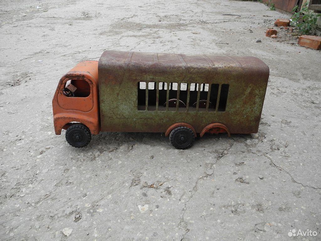 Автомобиль лтз цирк из СССР  89878015400 купить 4