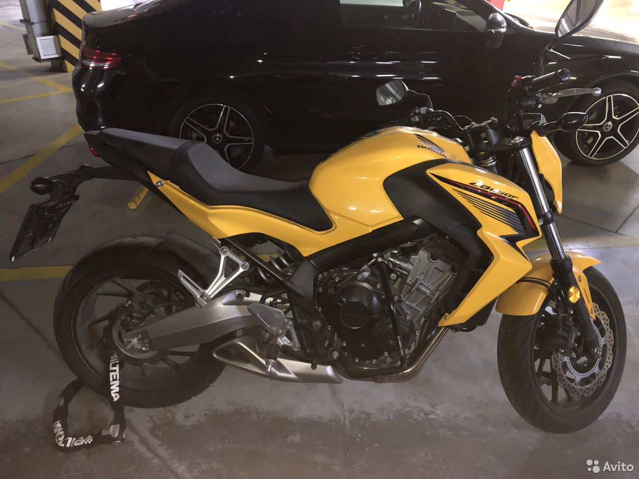 Honda CB650F  89019225399 купить 5