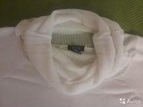 Джемпер белый размер М