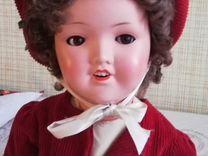 Винтажная немецкая кукла Sonneberg 50-х годов