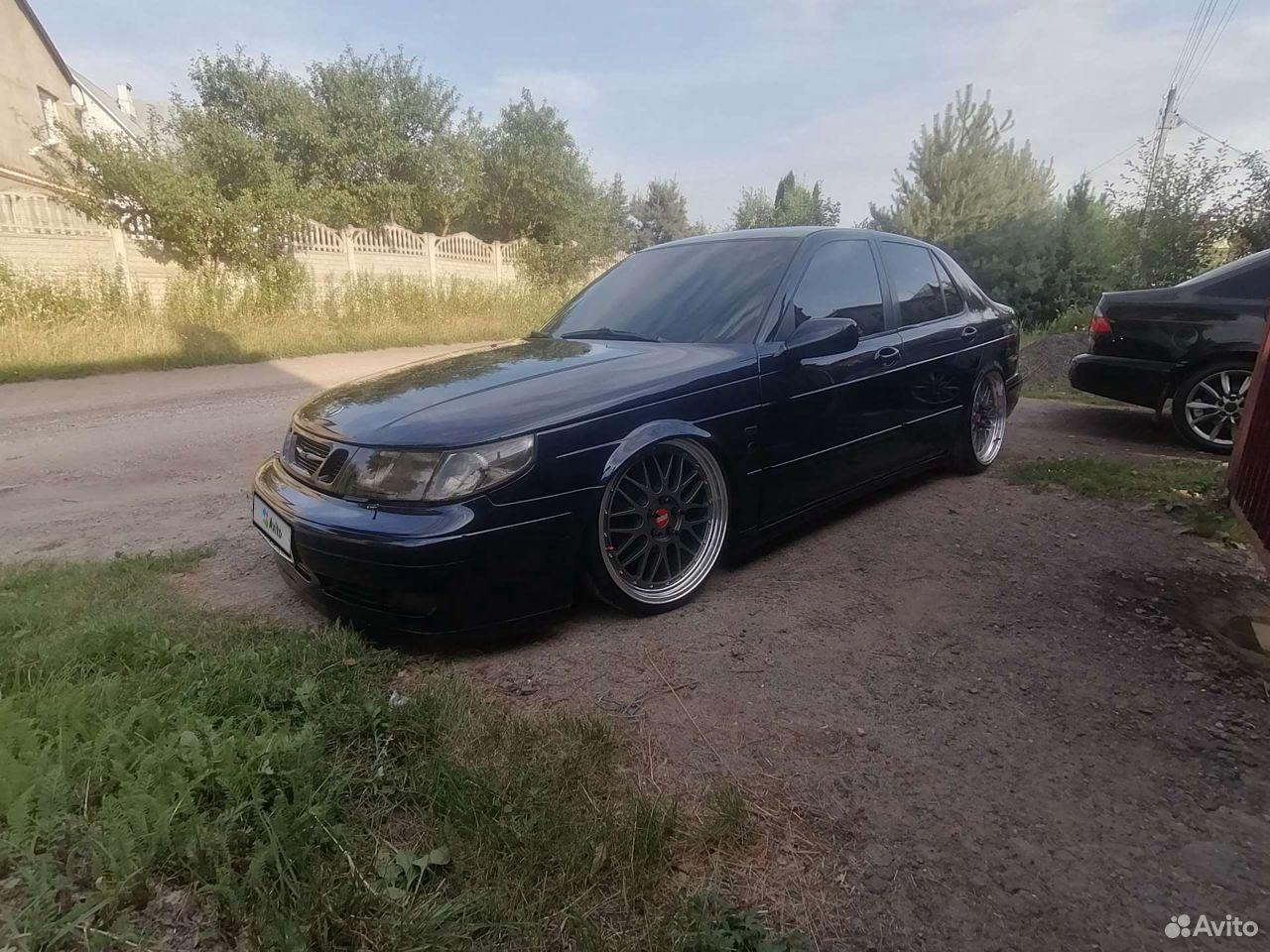 Saab 9-5, 2000