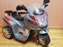 Электрический дет. мотоцикл (аккумулятор)