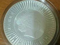Доллар 2016г. Серебро. Австралия