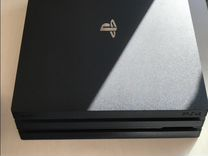 Продам sony playstation 4 PRO (fifa 19 и detroit)