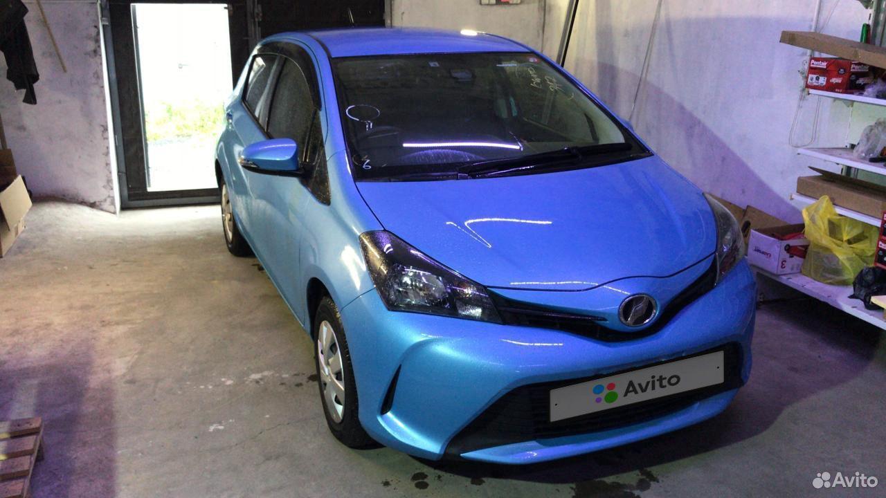Toyota Vitz, 2016  89044913530 купить 1