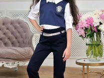 Чудесная школьная одежда (122-176)(7-14 лет )