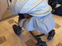 Прогулочная коляска tutis zippy (тутис зиппи) как
