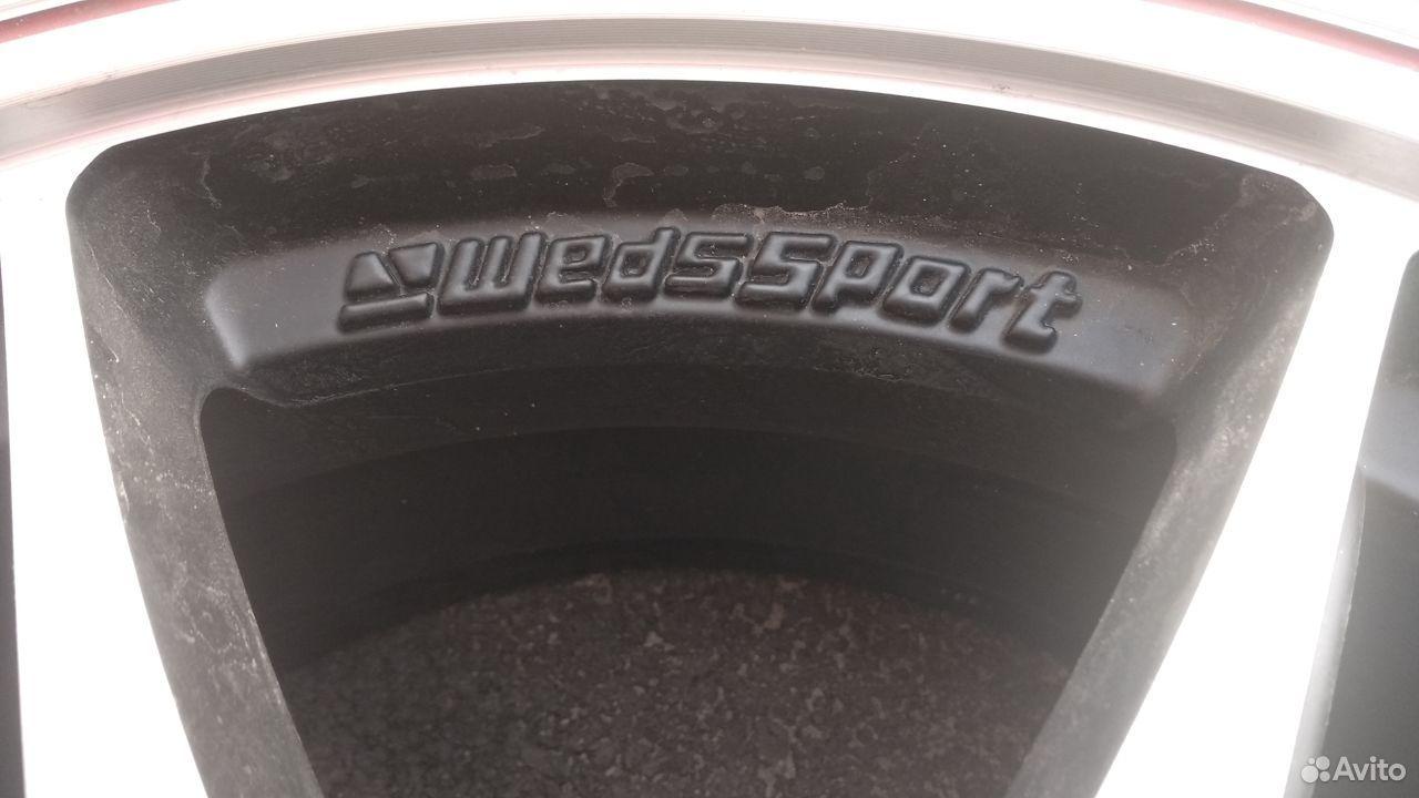 Диски Weds Sport TC105N 3+1  89525555191 купить 2