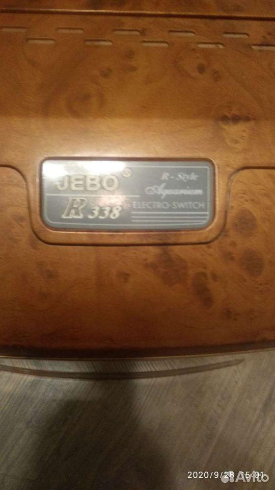 Аквариум jebo r338  89066392629 купить 4
