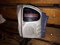 Радио часы polaris