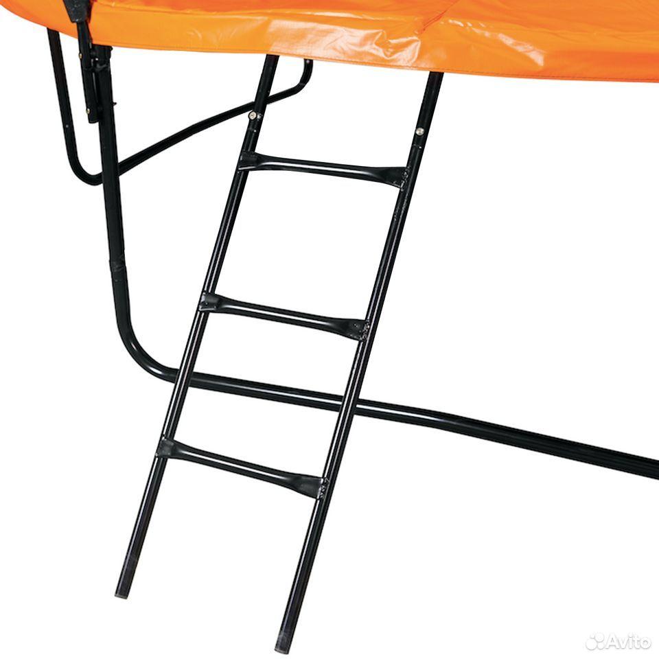 Батут DFC trampoline kengoo II С сеткой 10FT-BAS-B  89016083584 купить 6