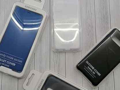 Оригинальные чехлы для Samsung