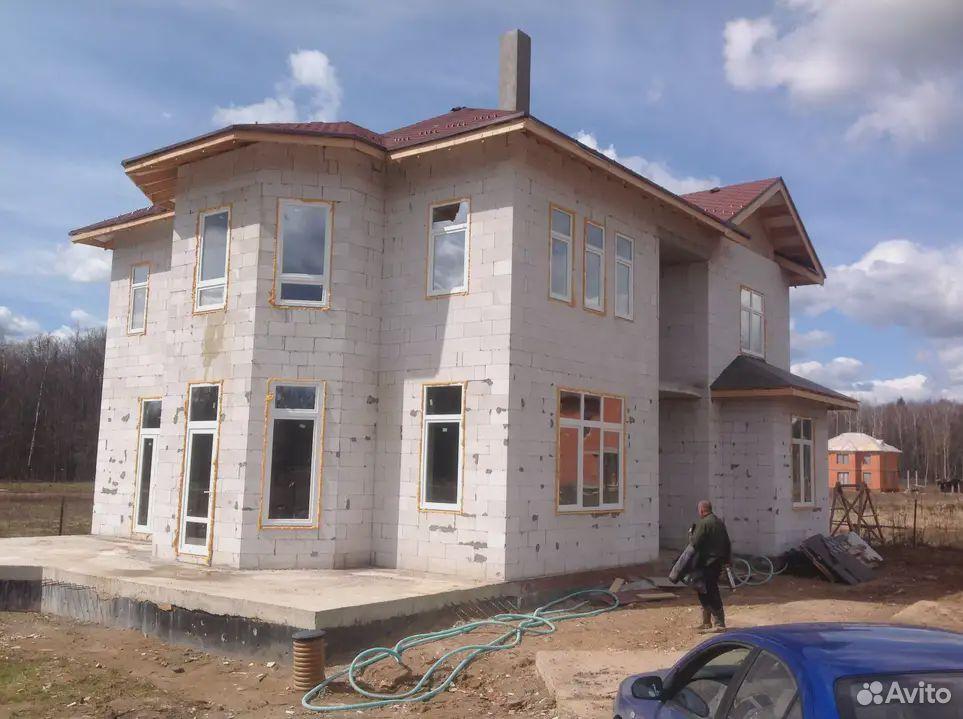 Бетонные работы/коттедж строительство  89145875120 купить 1