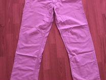 Кремовые Новые практически летние брюки