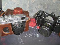 Фотоаппараты,зенит ет,зоркий - 4