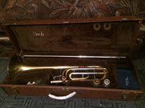 Тромбон Bach 36 Made in USA профессиональный