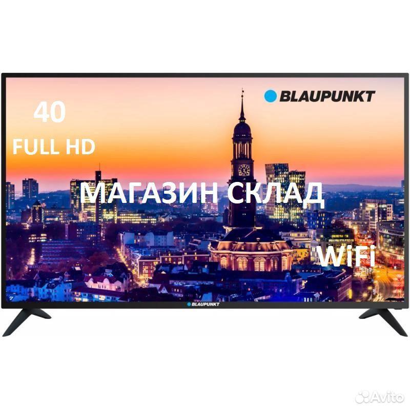 Smart TV Blaupunkt 40 новый  89185416529 купить 1