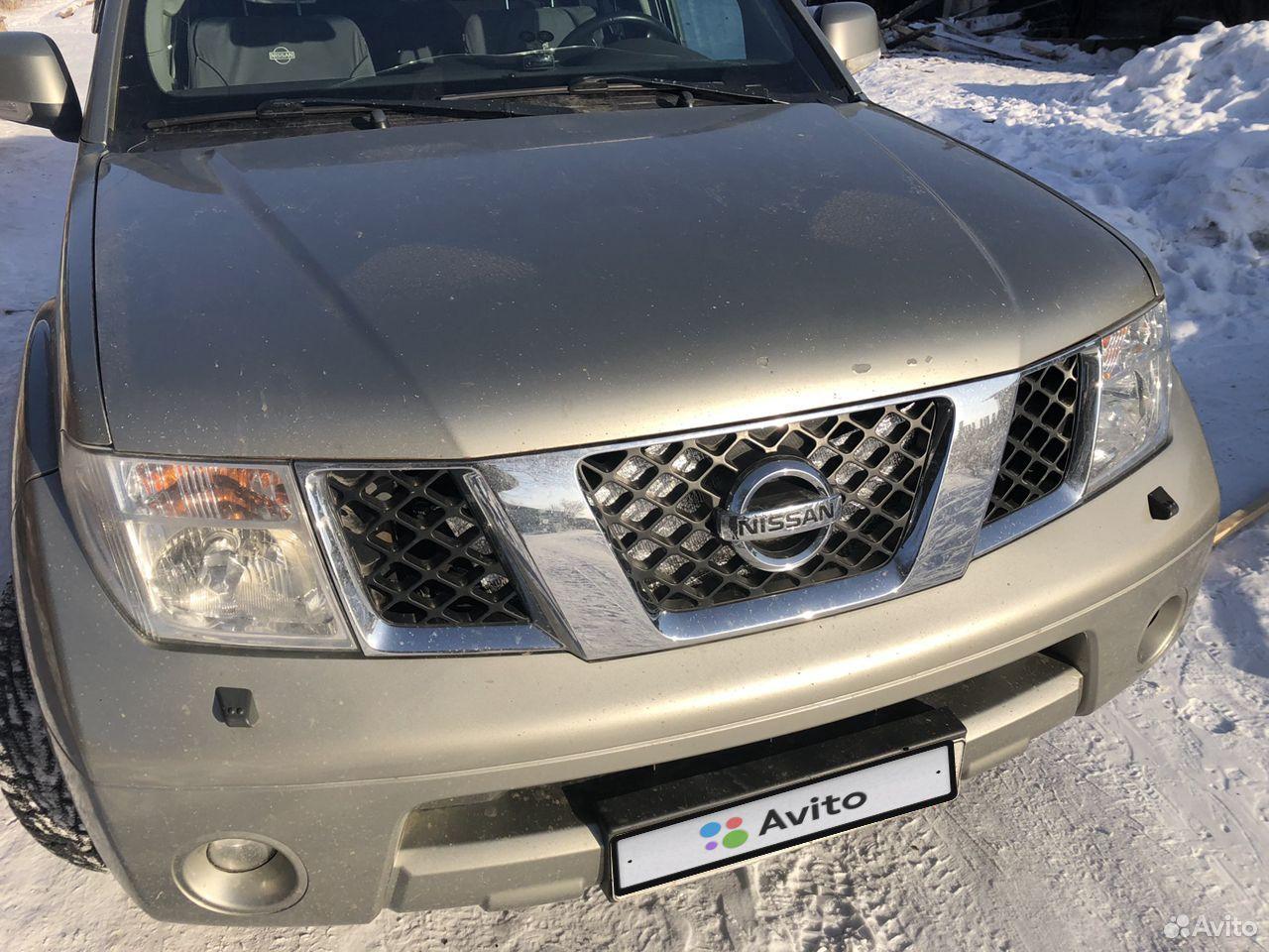 Nissan Pathfinder, 2007  89025624866 купить 3