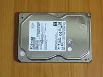 Жесткий диск SATA toshiba dt01aca100 1000gb — Товары для компьютера в Краснодаре