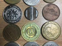 Токены и жетоны разных стран