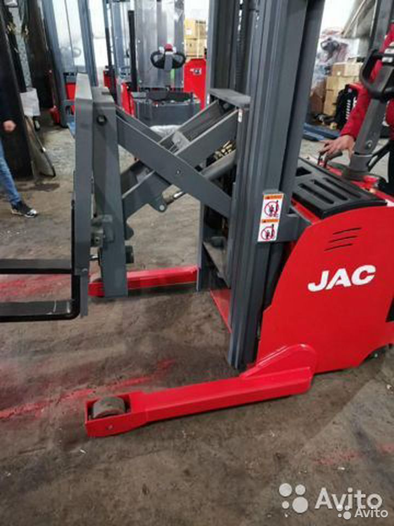 Штабелер самоходный JAC CDD 16-55  88003006935 купить 3