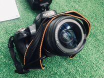 Sony a500 18-55