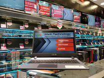 Новый Ноутбук Asus в стильном корпусе