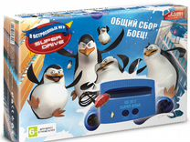 Sega Super Drive Penguins 8 игр